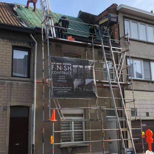 Finish Construct - Travaux de toiture en Brabant wallon, flamand et à Bruxelles